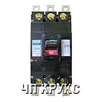Автоматический выключатель УКРЕМ ВА-2004/400 3р 250А АсКо
