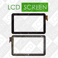 Тачскрин (touch screen, сенсорный экран) для планшета HP Envy X2, черный