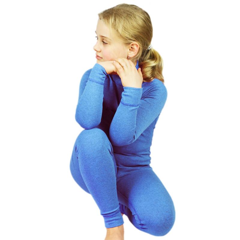Комплект детского термобелья Radical Skier 128-134 Синий