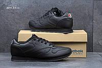 Мужские кроссовки Reebok черные 2812