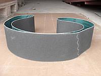 Шлифовальная лента по стеклу, камню, керамике CS321X Klingspor 100х1830 мм. р100