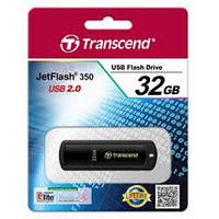 Флеш память USB TRANSCEND JetFlash 350 32Gb (TS32GJF35016)