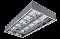 Светильник накладной iLight 600*300 растровый