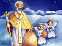 Щиро вітаємо вас з Днем Святого Миколая!