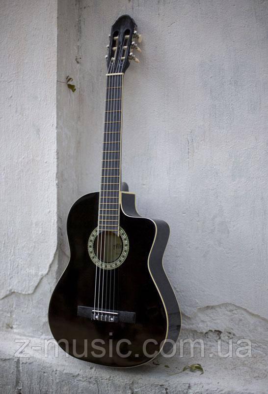 Гитара классическая полноразмерная (4/4) Almira CG-1702C BK