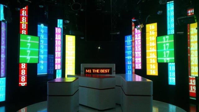 Студия телеканала М1 3