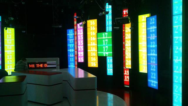 Студия телеканала М1 4