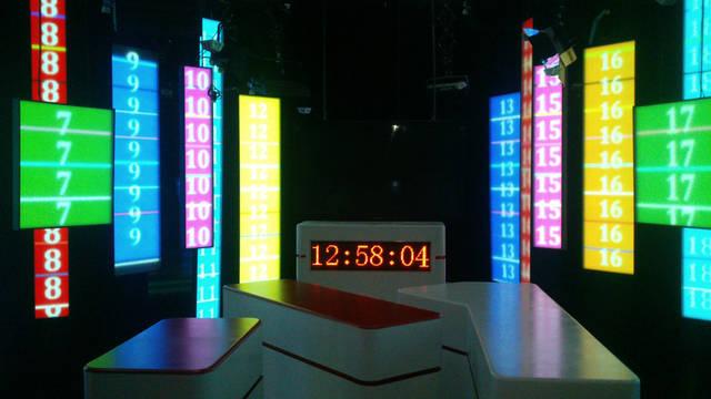 Студия телеканала М1 6