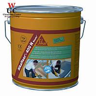 Цветное покрытие на основе полиуретана Sikafloor®-400N Elastic RAL  7032 / 7035 / 1001