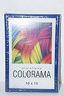 Фоторамка Colorama 10x15 45 blue