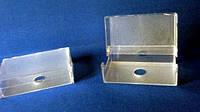 Акриловая коробочка для визиток с крышкой