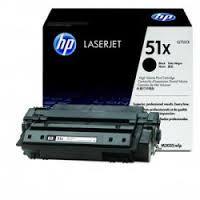 Восстановление картриджа  HP LJ P3005, (Q7551X)