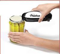 Многофункциональный автоматический консервный нож Toucan, фото 1