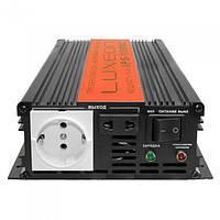Преобразователь напряжения мощность 1000Вт Luxeon IPS-1000C 12в-220в инвертор