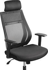 Кресло для домашнего кабинета Barsky Team Black/Grey TBG-01, фото 2
