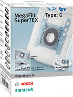 Фильтр для пылесоса Bosch BBZ-41FG Бош (4 пакета)