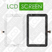 Тачскрин (touch screen, сенсорный экран) для планшетов Samsung P3100 P3110 Galaxy Tab2 Wi-Fi, белый