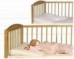 Подушка для маленьких детей Клин в кроватку ТМ Womar махра