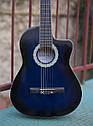Гітара класична повнорозмірна (4/4) Almira CG-1702C BL (комплект), фото 3