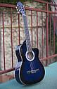 Гітара класична повнорозмірна (4/4) Almira CG-1702C BL (комплект), фото 2