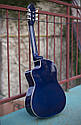 Гітара класична повнорозмірна (4/4) Almira CG-1702C BL (комплект), фото 4