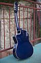 Гитара классическая полноразмерная (4/4) Almira CG-1702C BL (комплект), фото 4