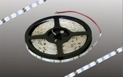 Лента LED Кристалл 3528, IP65, холодный белый