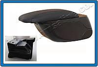 Подлокотник для Ситроен С3 2010 в подстаканник
