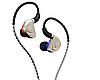 Наушники Fidue A83 Hi-End In-Ear Triple-Driver 10мм динамический