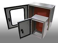 Шкаф электромонтажный 500*500*250 с окном