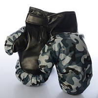 Боксерские перчатки 2шт, 23см, в пак. 31,5*31*6см (48шт)(M5681)
