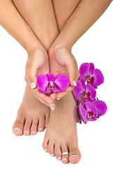 Средства для ухода за кожей рук и ног