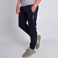 cf288ddb Мужские спортивные штаны на манжетах Reebok (Рибок), Трикотаж двухнитка,  Размеры 46-
