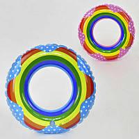 Круг 2 цвета, 60 см в п/э /360/(F21637)