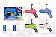 Пистолет виртуальной реальности GY01-A батар.4цв.кор.28*7,5*20 /48/(GY01-A)