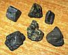Натуральный необработанный  шерл-черный турмалин 56 карат от студии LadyStyle.Biz