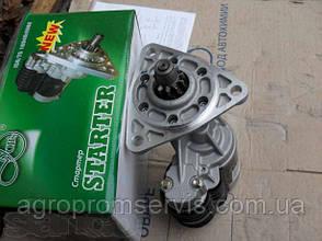 Стартер редукторный  24В 3,2 кВт Д-245, Д-260Е2, Д-245Е2 (Jubana) 243708101, фото 2