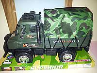 Детская военная машина