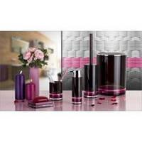 Набор аксессуаров для ванных комнат из 4 предметов Float (розовый)