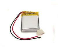 Аккумулятор 250mAh 3.7v 502030 универсальный для видеорегистраторов, наушников, MP3 плееров