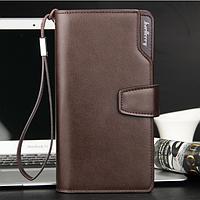 Мужское портмоне кошелек baellerry 5008