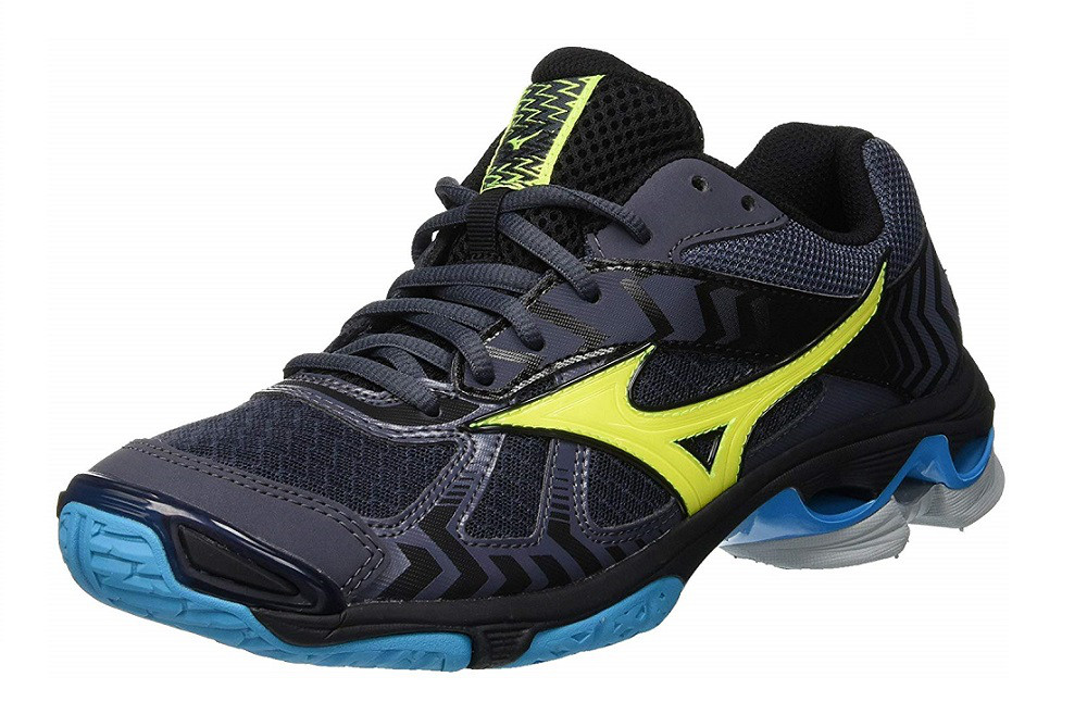 1ea579c41c07 Волейбольные кроссовки Mizuno Wave BOLT 7 (V1GA1860-47) AW2018, Размер UK  8UK   27cm