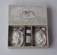 """Набор аромакамней для ароматизации и ароматерапии """"Ангелы"""""""