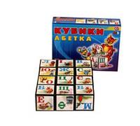 Кубики Абетка+Арифметика Технок /47/(1714)