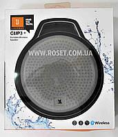 Портативная колонка - Portable Wireless Speaker JBL Harman Clip3+, фото 1