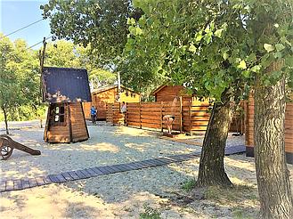 База Афины и беседка в Кременчуге 12
