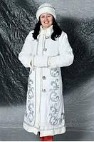 Новогодний костюм Снегурочки (взрослый)