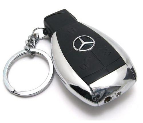 Зажигалка в виде ключа Mercedes