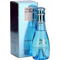 Женские ароматы Davidoff Cool Water Woman (женственный, нежный аромат)