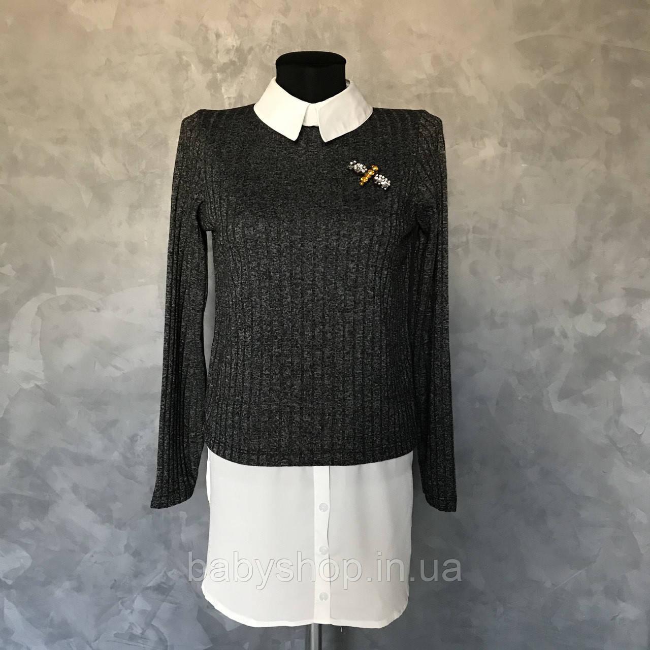 Женский свитер 1а. Размер S, фото 1